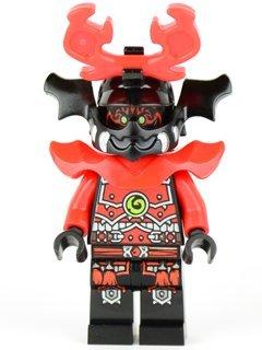 Lego Ninjago Warrior Minifigure Amazoncouk Toys Games