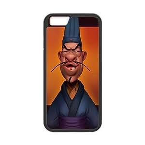 iphone6s 4.7 inch Phone Case Black Mulan Chi Fu TYI3971917