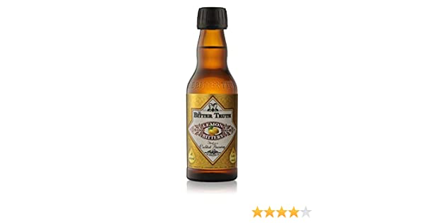 The Bitter Truth Lemon Bitters 200ml (6.76oz)