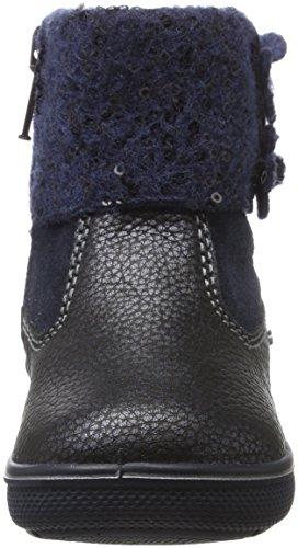 Primigi Baby Mädchen Psngt 8545 Klassische Stiefel Blau (Blu/Navy)