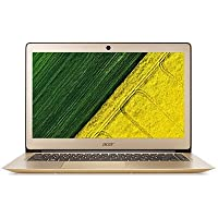 Acer Swift 3 NX.GKKAA.004 14 Intel Dual Core i7-6500U, 256GB SSD, 8GB, Intel HD Graphics 520, Windows 10 Home, Luxury Gold