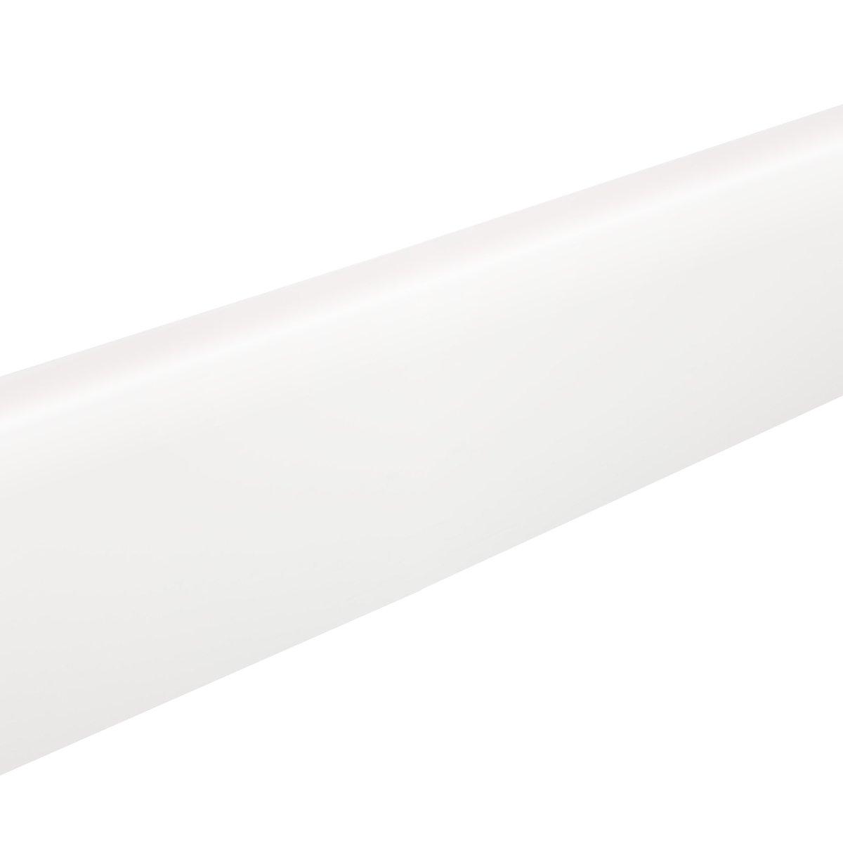 Umleimer 1.32 /× 40mm /× 0.6mm WORKTOPEXPRESS Wei/ße Resopal K/üchenarbeitsplatten