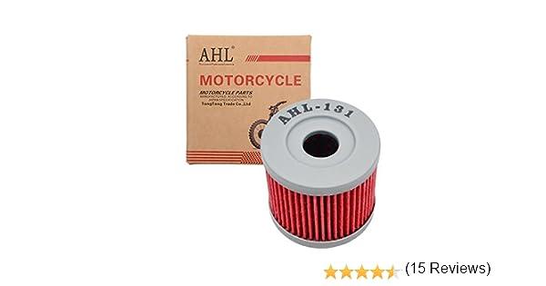Motocicleta Filtro de Aceite oil filter para SUZUKI AN400 BURGMAN 400 1999-2006 AHL