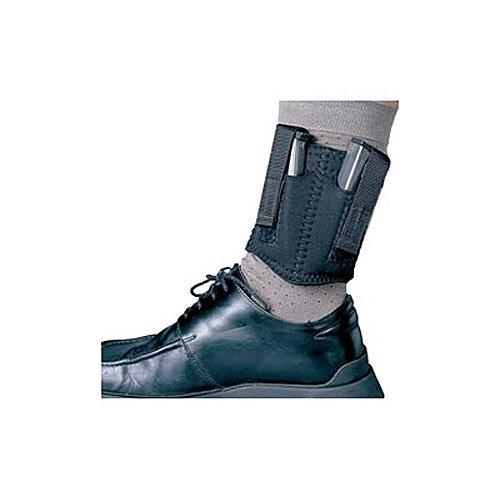 - Desantis Double Ankle Magazine Pouch Black