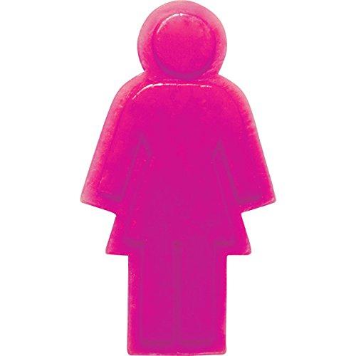 Girl Og Wax - Girl Og Wax Block Pink Skateboard Wax