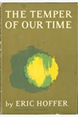 The Temper of Our Time Hardcover