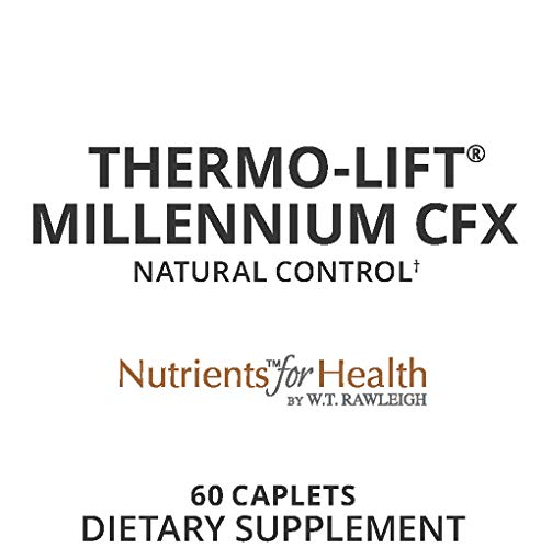 Carb Blocker - Weight Loss Pills - Appetite Suppressant - Diet Support - Fat Blocker - Thermo-Lift Millennium CFX : 60 Caplets – Nutrients for Health by WT Rawleigh by W.T. Rawleigh (Image #2)
