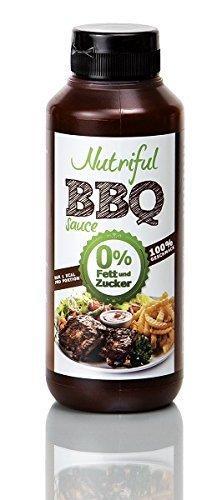 Nutriful-BBQ-Sauce-Barbecue-0-Fett-und-Zucker-6x-265-ml