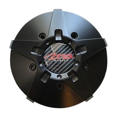 MB Wheels C-358-1 80470 Matte Black Center Cap Fits 5x114 5x120 5x127: Automotive