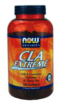 Now Foods Cla Extreme Soft-gels, 180-Comte
