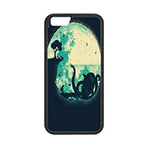 the Big One Octopus IPhone 6 Plus Cases, Kweet {Black}