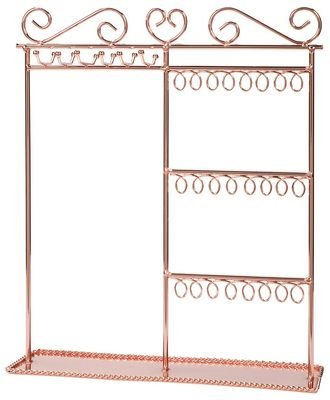 Darice Jewelry Display Shelf Copper