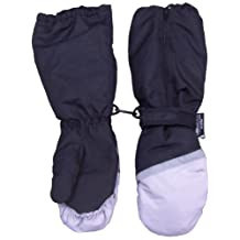 N'Ice Caps Boys Thinsulate and Waterproof Elbow Length Reflector Mittens