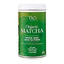 Tao Tea Leaf Organic Matcha Green Tea - 113g Green Tea Powder