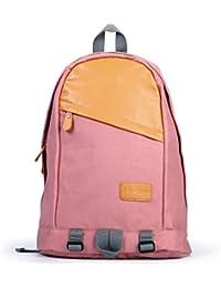 Women Girls Canvas Daypack Cute Book Bag Casual School Backpack