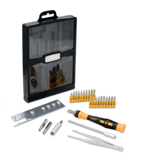 Sy Tool Kit (Syba Tool Kit for Repairing Xbox, Wii and PlayStation Game Consoles)