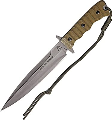 Tops Knives Wild Pig Hunter by TOPS Knives :: Combat Knife :: Tactical Knife :: Hunting Knife :: Fixed Blade Knife :: Folding Blade Knife