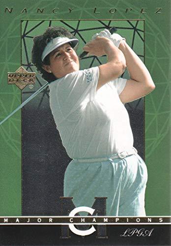 (2003 Upper Deck Golf Major Champions #11 Nancy Lopez 85 LPGA)