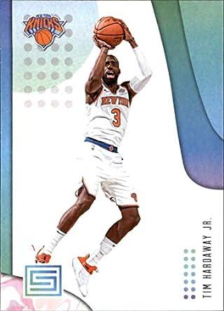 7d1e9c287c2 2018-19 Panini Status #50 Tim Hardaway Jr. New York Knicks NBA Basketball