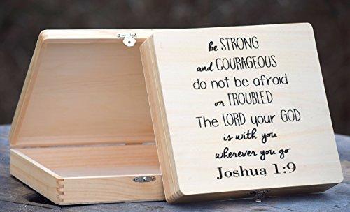 Prayer Box - Wood Prayer Box - Personalized Gift - Prayer Book Box - Personalized Gift Box - Rosary Gift Box - Affirmation Box
