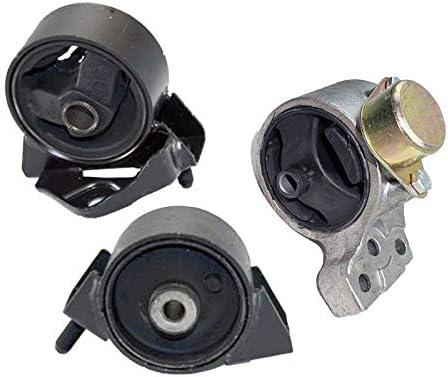 Mount Set for 1999-2000 Hyundai Elantra 2.0L Auto Engine Motor /& Trans
