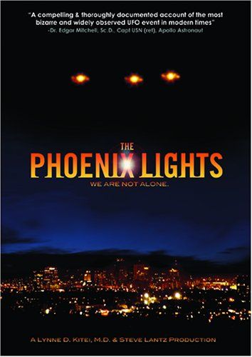 The Phoenix Lights  We Are Not Alone