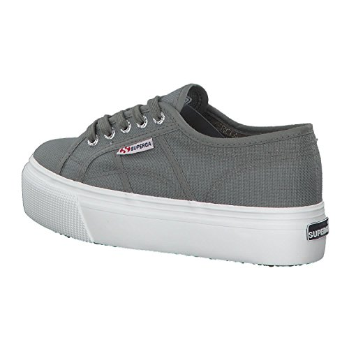 Down Grey Up Acotw Grau and 2790 Superga Sneaker Sage Linea Donna wAxXzqa