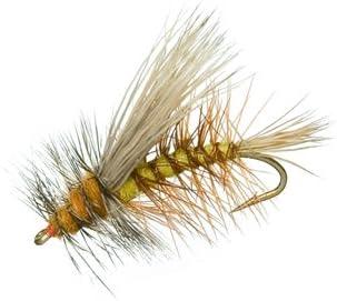 Dry Fly Trout Yellow  Stimulator 1 Dozen