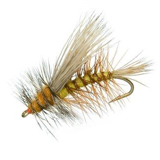 Stimulator Fly Fishing Flies - 1 Dozen. Trout Flies (Yellow, 10)
