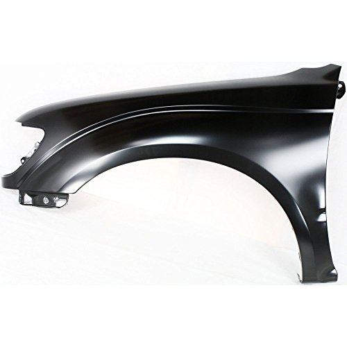 Fender Compatible with Toyota Tacoma 95-00 LH 4WD/RWD Front Left - Fender Rwd Front