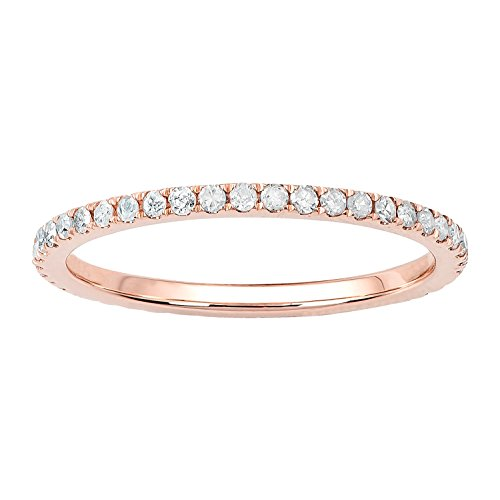 pave diamond ring - 7