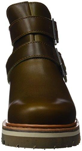 Donne Nellarte Stivali Soma Verde (kaki Patrimonio)