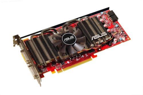 ASUS EAH4870 DK/HTDI/1GD5 Radeon HD 4870 1 GB 256-bit GDDR5 PCI Express 2.0 x16 HDCP Ready Video Card