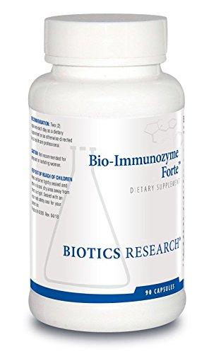 Cayenne Caps 90 - Biotics Research Bio-Immunozyme Forte™ - Multivitamin/Mineral to Support Normal, Healthy Immune Function, Echinacea, Cayenne Pepper, Lactobacillus acidophilus, Probiotics, Amino Acids 90 Caps