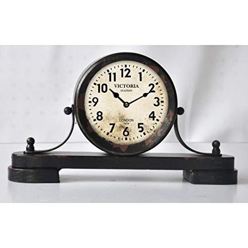 Jcook Home Decor Victoria Station Table Clock -