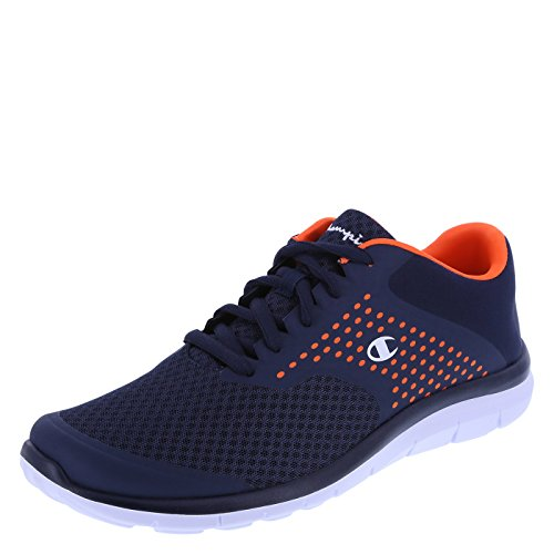 Champion Men's Navy Orange Men's Gusto Cross Trainer 10.5 Regular