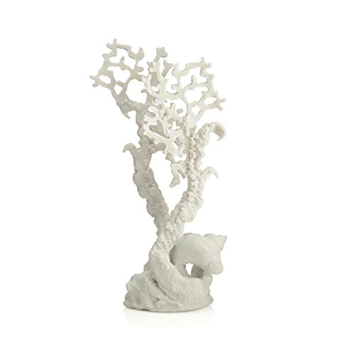 BiOrb 46128.0 Fan Coral Ornament Medium White Aquariums