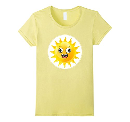 Shining Costume Bear (Womens Halloween Group Costume tshirt 80s bear cuddle Large Lemon)
