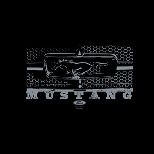 Grigliata Nero Uomo 5xl Mustang Nuovo Ford Xs T shirt p65BqAw