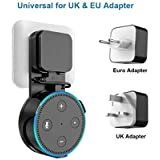 FunForAllKids Wall Mount Hanger Stand for Amazon Echo Dot 1st & 2nd Generation Speaker