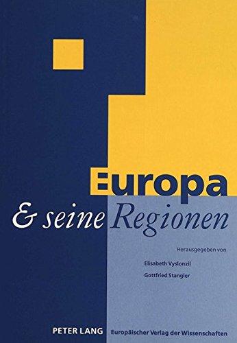 Europa und seine Regionen (German Edition) by Peter Lang GmbH, Internationaler Verlag der Wissenschaften