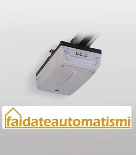 Dolphin Kit FAAC D600 AUTOMAZIONE para puerta sezionale 24 V con guía: Amazon.es: Electrónica