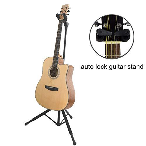 Guitar Stand Adjustable Foldable