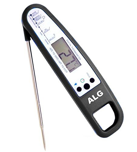 Meat Thermometer - Instant Read Digital - With - Cordless Digital Meat Thermometer
