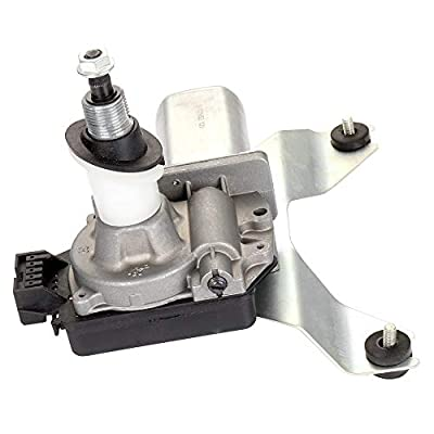 Windshield Wiper Motor Replacement fit for 2002-2006 Cadillac Escalade 2003-2006 Chevrolet Suburban 1500 2500 2003-2006 Chevrolet Tahoe 2003-2006 GMC Yukon XL 1500 2500 OE 40-1049 15173034 226985
