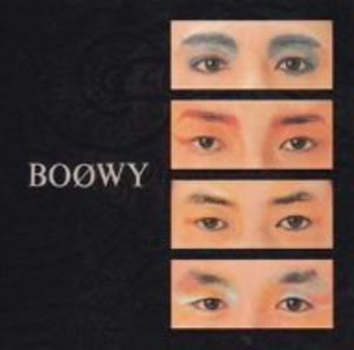 CD : Boowy - Boowy (Japanese Mini-Lp Sleeve, Japan - Import)