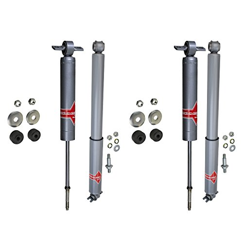 (KYB Gas-A-Just Monotube Shocks Set for 1971-1985 Oldsmobile Delta 88)