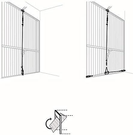 Somfy, Bloqueador de parte inferior de puerta de garaje (GDK 700), Acero: Amazon.es: Bricolaje y herramientas