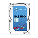 Seagate 4TB NAS HDD SATA 6Gb/s 64MB Cache Internal Bare Drive with +Rescue Data Recovery Services (ST4000VN003)