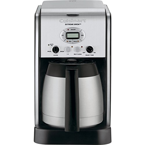 Cuisinart DCC 2750FR Programmable Coffeemaker Refurbished